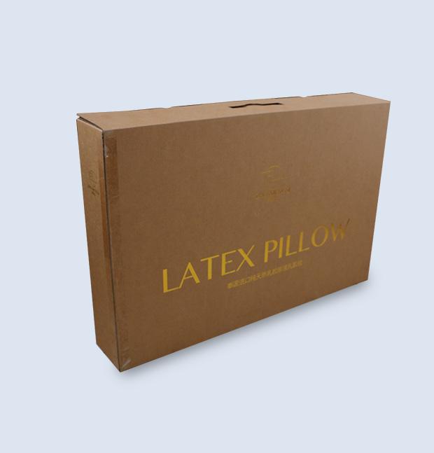 乳胶枕盒子
